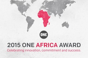 ONE Africa Award – 4 finalists announced!
